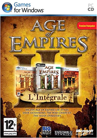 age of empire 3
