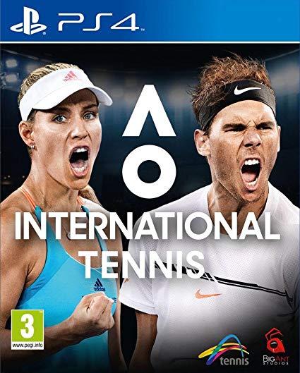 ao tennis ps4