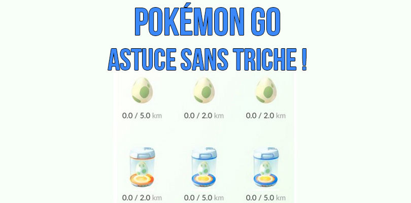 astuce pokemon go
