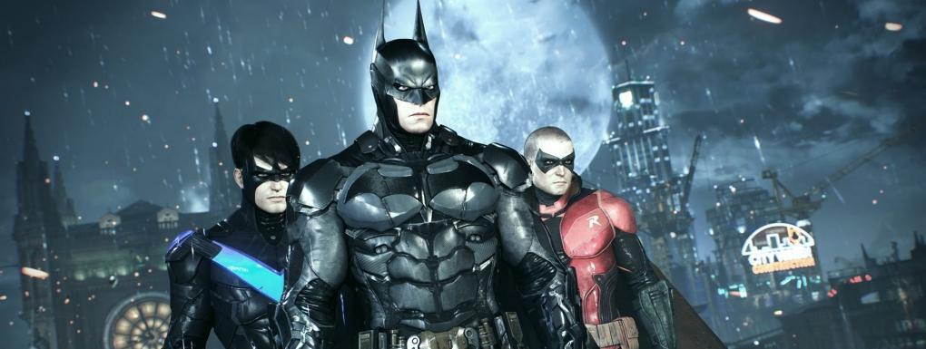 batman arkham knight pc