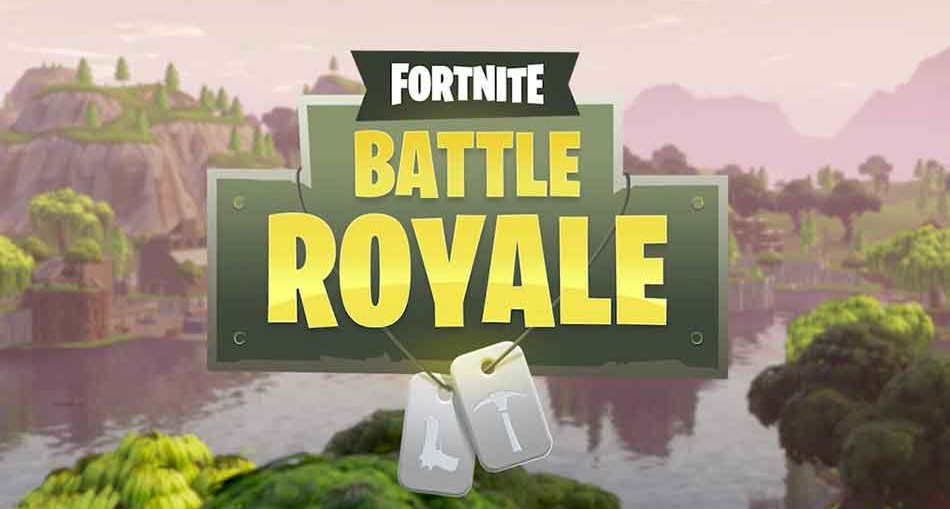 battle royal fortnite