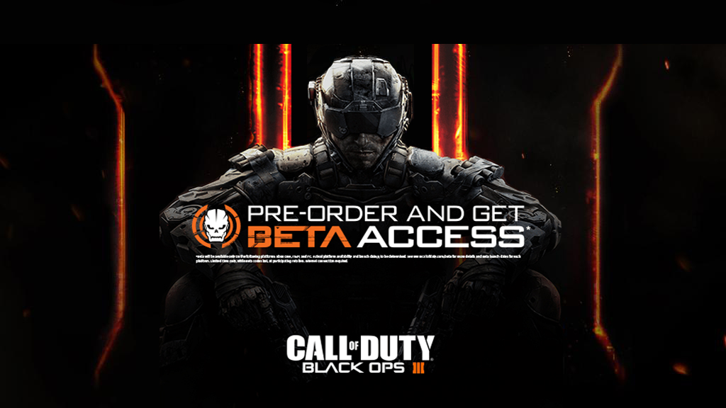 beta black ops 3