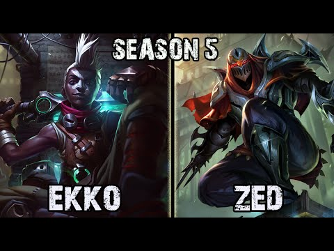 counter ekko