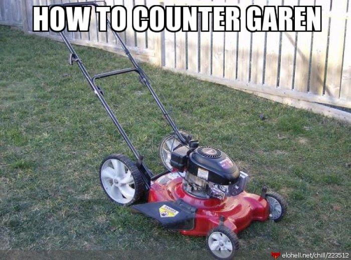counter garen