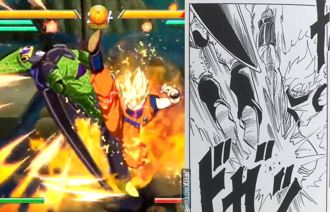 dragon ball z fighters
