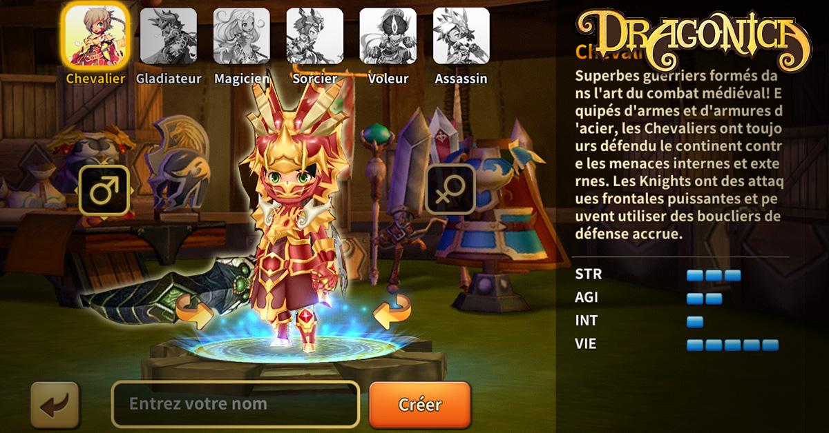 dragonica - Le specialiste des jeux videos