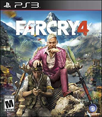 far cry 4 ps3