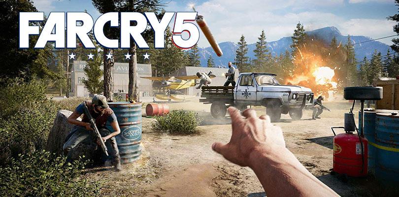 far cry 5 test