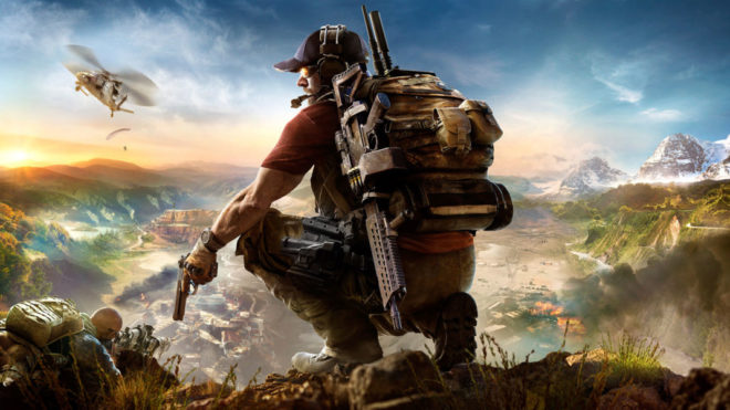 ghost recon wildlands date de sortie