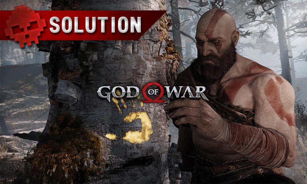 god of war 4 soluce