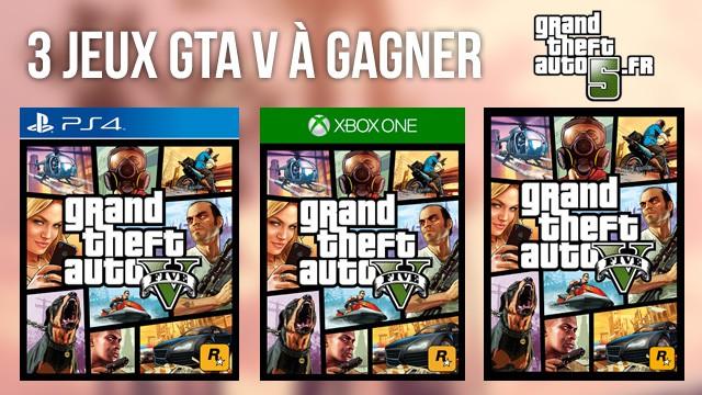 jeux de gta 5