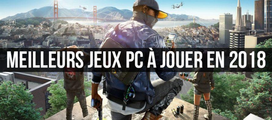 jeux pc 2018