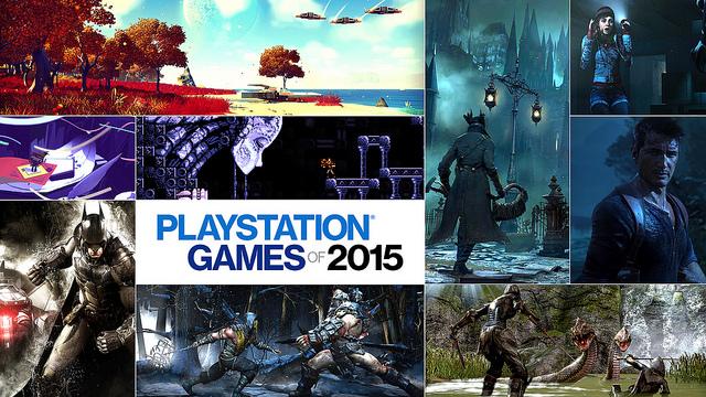 jeux ps4 2015