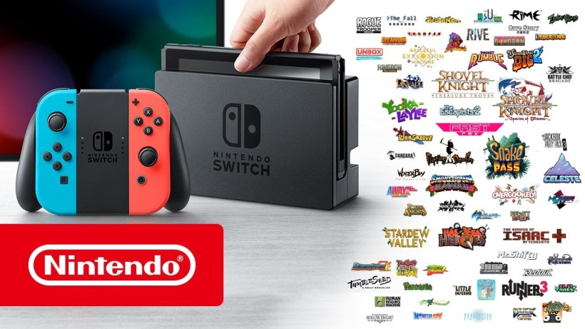 jeux switch 2018