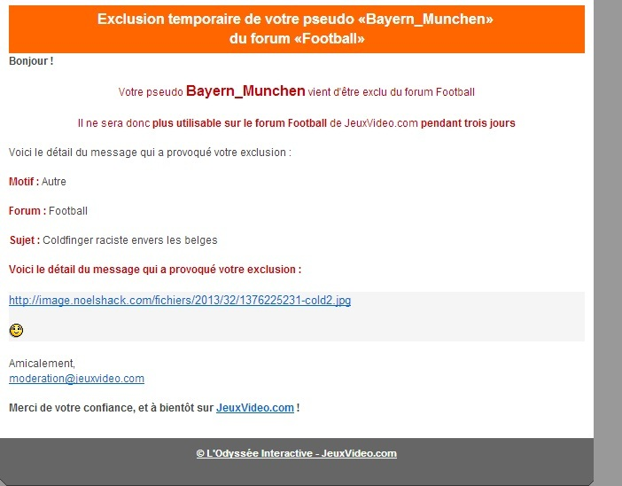 jvc forum football