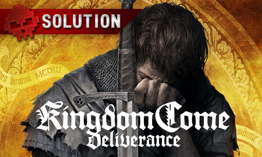 kingdom come deliverance soluce