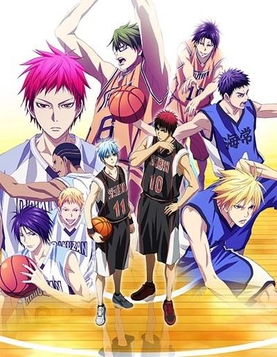 kuroko no basket saison 3