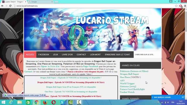 lucario stream