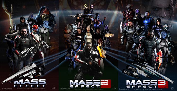 mass effect xbox one