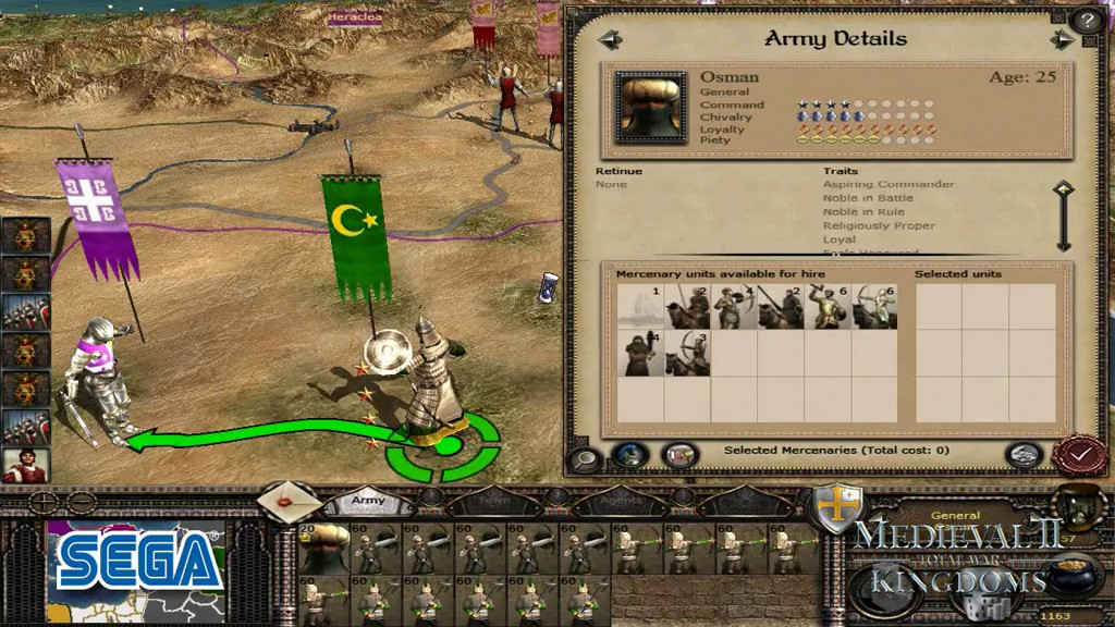 medieval 2 total war cheats
