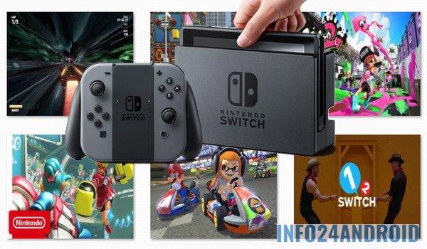 meilleurs jeux switch