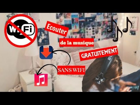 musique sans wifi