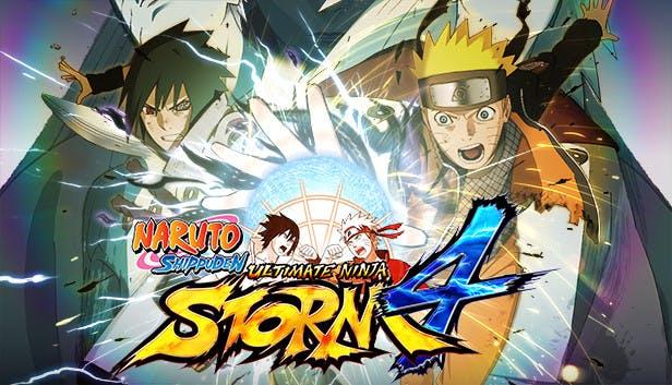 naruto shippuden storm 4