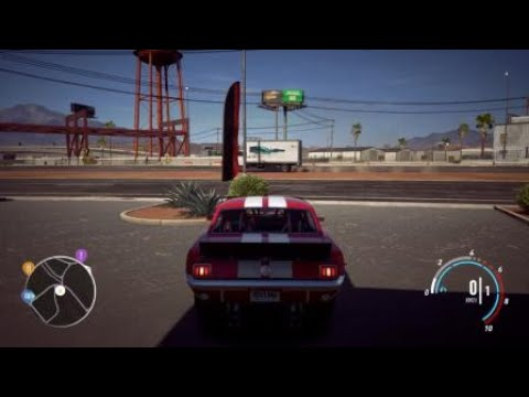 need for speed payback voiture abandonnee