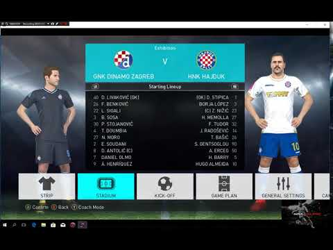 patch pes 2018 ps4