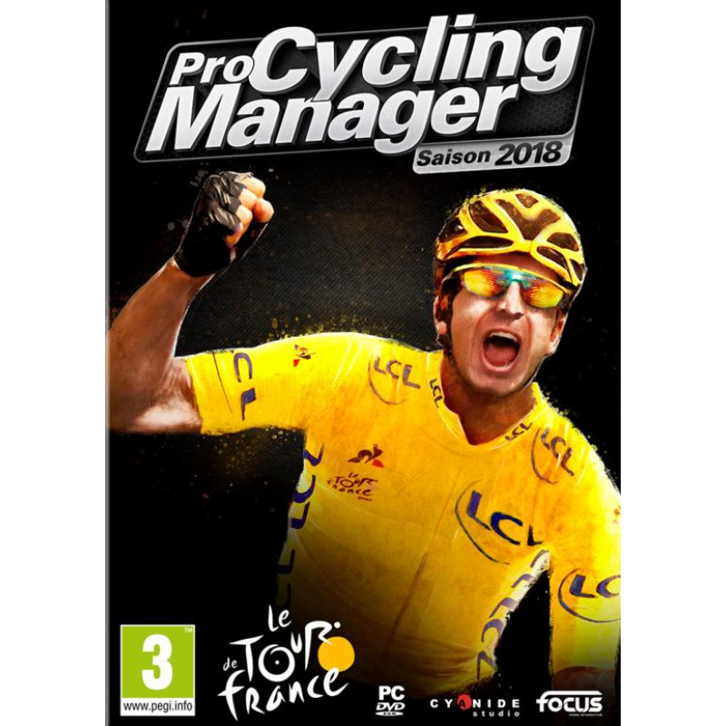 pro cycling manager 2018