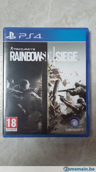 rainbow six siege ps4