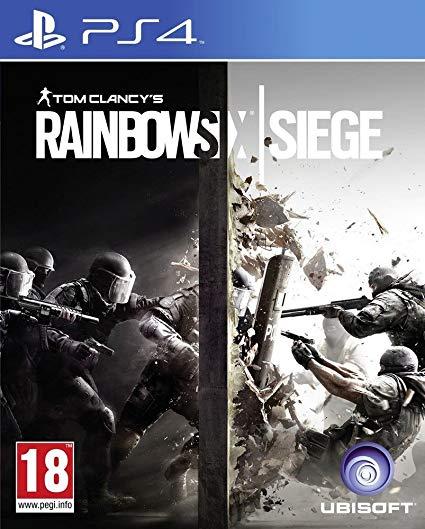 rainbow six siege ps4