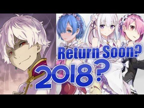 re zero saison 2