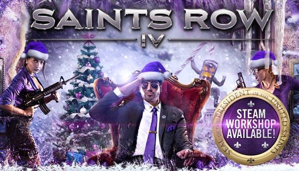 saint row 4