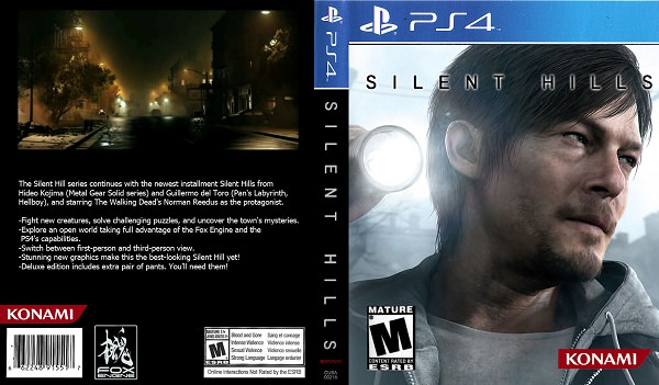 silent hill ps4
