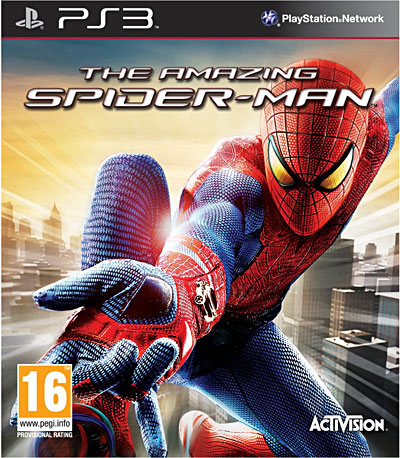 spiderman jeux