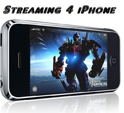 streaming 4 iphone