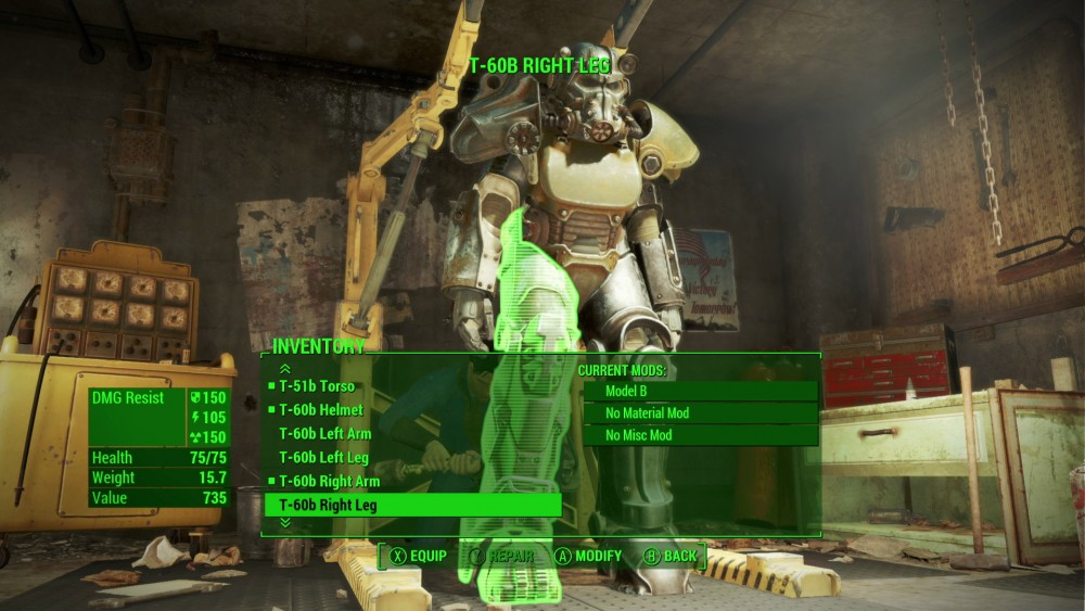test fallout 4
