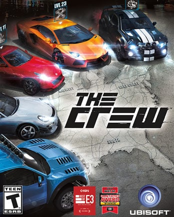 the crew pc