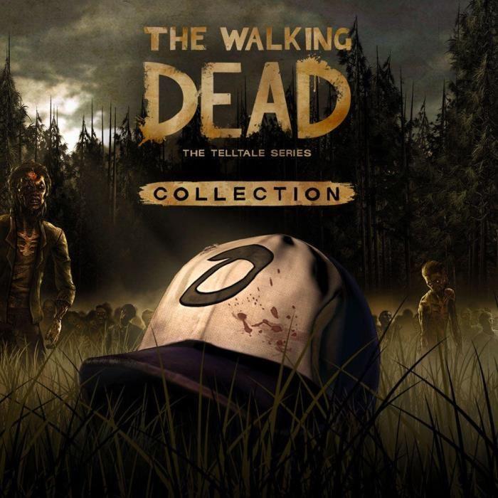 the walking dead jeu