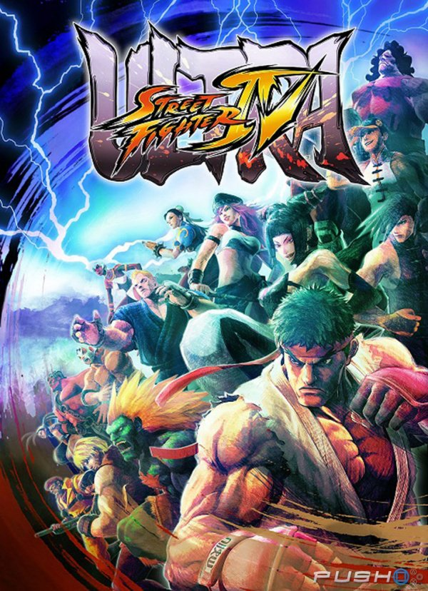 ultra street fighter 4 ps4