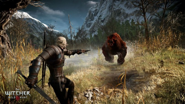 witcher 3 ps4