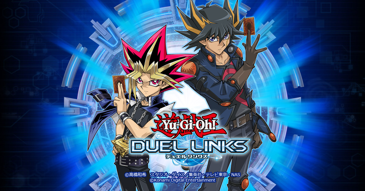 yu gi oh duel links