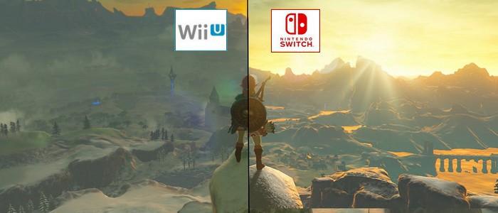 zelda switch
