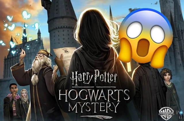harry potter secret a poudlard