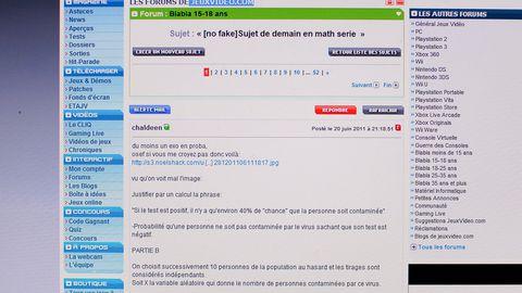 jeuxvideo.com forum