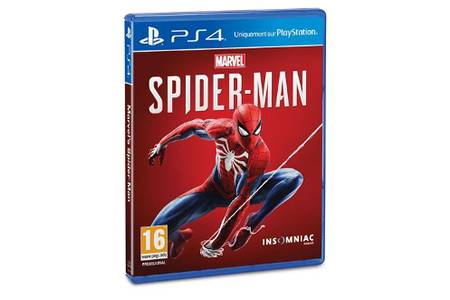 spiderman jeux