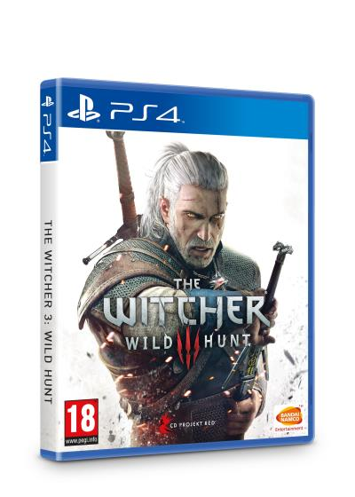 the witcher 3 ps4